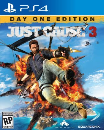 Just Cause 3 для PS4