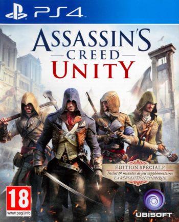 Assassin's Creed Единство для PS4