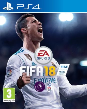 FIFA 18 для PS4