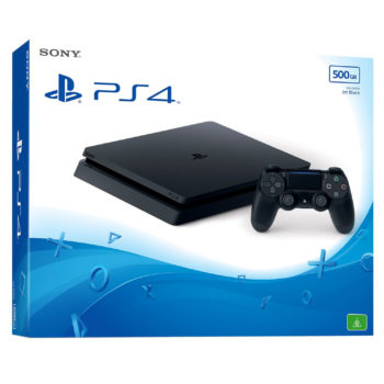 PlayStation 4 Slim 500 Гб