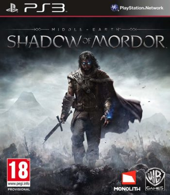 Middle-earth Shadow of Mordor для PS3