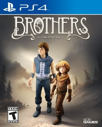 Brothers A Tale of Two Sons для PS4