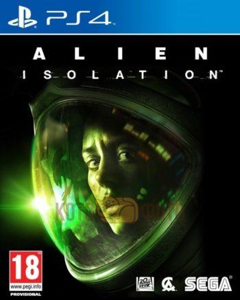 Alien Isolation для PS4