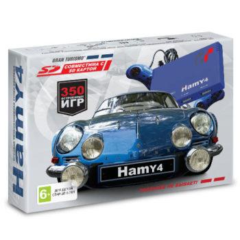 """Игровая приставка """"Hamy 4"""" (350-in-1) Gran Turismo Blue"""