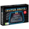 Игровая приставка Super Drive 2 Classic (105-in-1) Black.
