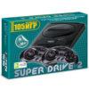 Игровая приставка Super Drive 2 Classic (105-in-1) Green.
