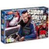 Игровая приставка Super Drive GTA (55-in-1) Black