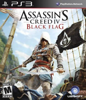 Assassin's Creed 4 Черный флаг для PS3