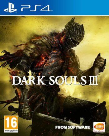 Dark souls 3 для PS4