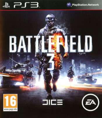 Battlefield 3 для PS3
