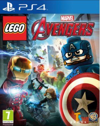 LEGO Marvel Мстители (Avengers) для PS4