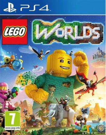LEGO Worlds для PS4