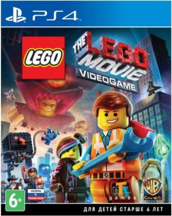 LEGO Movie Videogame для PS4