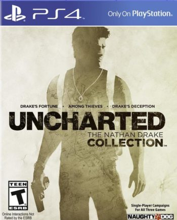 Uncharted The Nathan Drake Collection для PS4