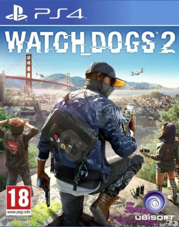 Watch Dogs 2 для PS4