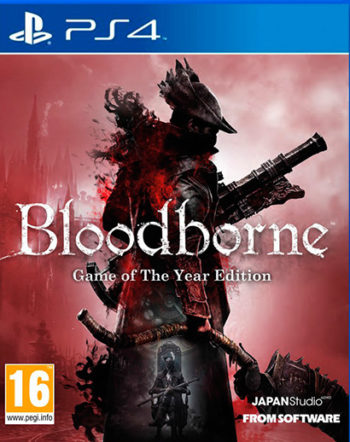 Bloodborne Game of the Year Edition для PS4