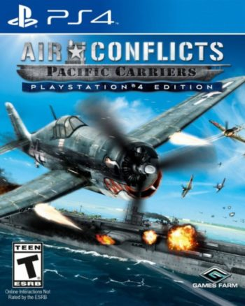 Air Conflicts Pacific Carriers для PS4