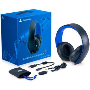 Гарнитура беспроводная Sony Wireless Stereo Headset Black 7.1