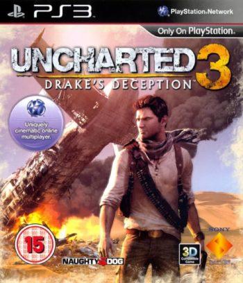 Uncharted 3 Drake's Deception (Иллюзии Дрейка) для PS3