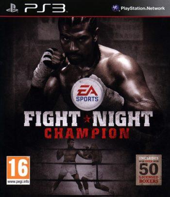 Fight Night Champion для PS3