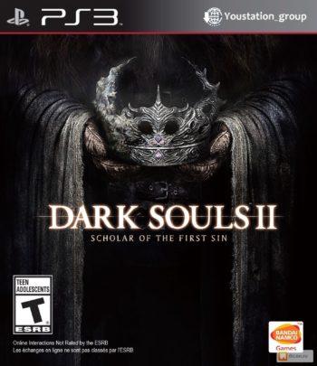Dark Souls 2 для PS3