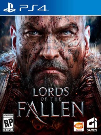 Lords of the Fallen Limited Edition для PS4