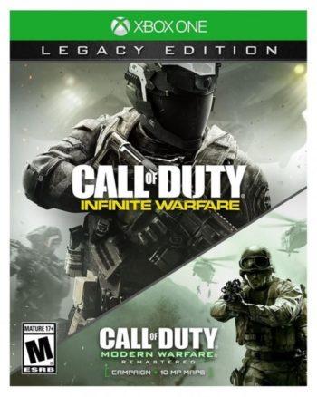 Call of Duty Infinite Warfare для Xbox One