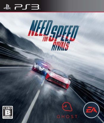 Need for Speed Rivals для PS3