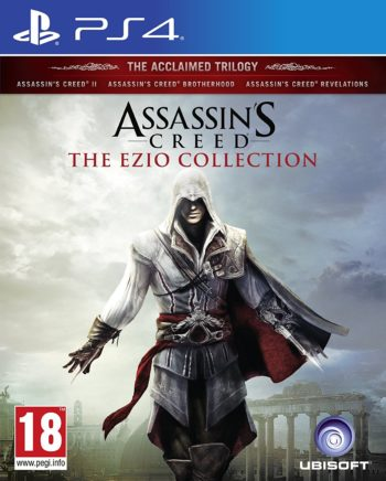 Assassin's Creed The Ezio Collection для PS4