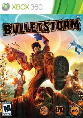 Bulletstorm для Xbox 360