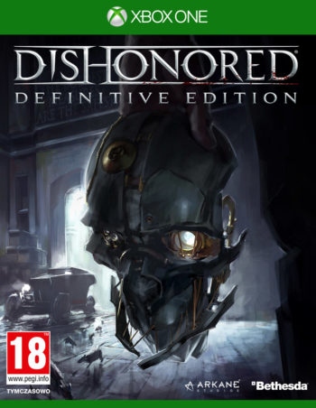 Dishonored Definitive Edition для Xbox One