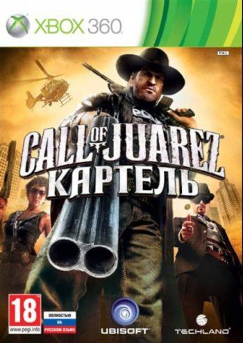 Call of Juarez Картель для Xbox 360