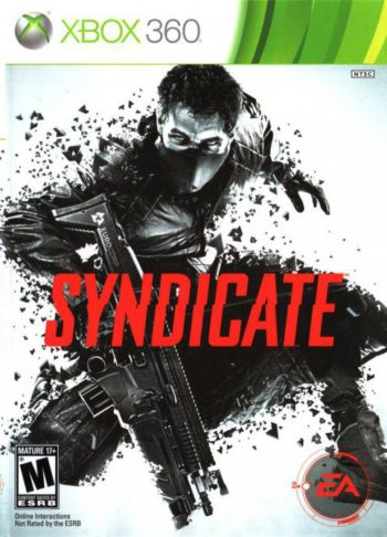 Syndicate для Xbox 360
