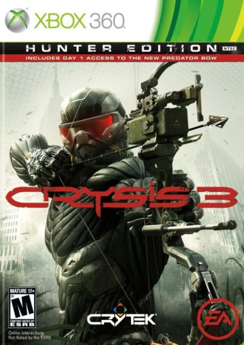 Crysis 3 для Xbox 360