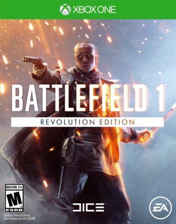 Battlefield 1 Revolution для Xbox One