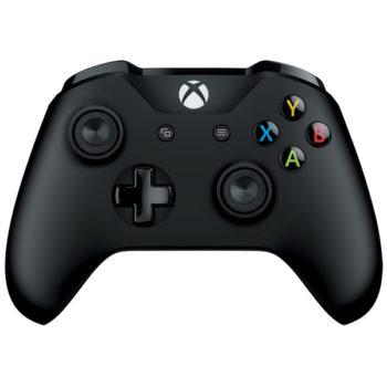 Геймпад Microsoft Xbox One Wireless Controller Black