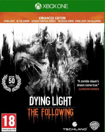 Dying Light The Following Enhanced для Xbox One