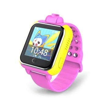 Умные детские часы Q730 Smart Baby Watch с камерой