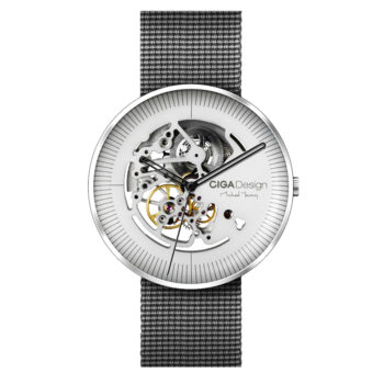 Часы Xiaomi CIGA Design Watch Youpin Jia MY Series (Серебристый)