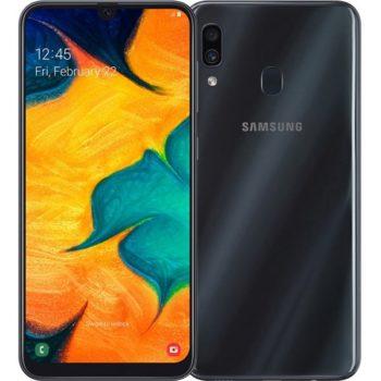 Samsung Galaxy A30 32GB Черный