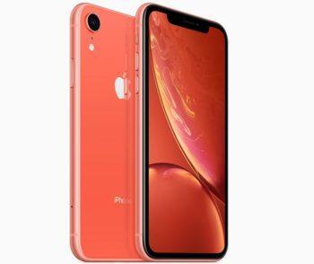 Apple iPhone XR 64GB Коралл