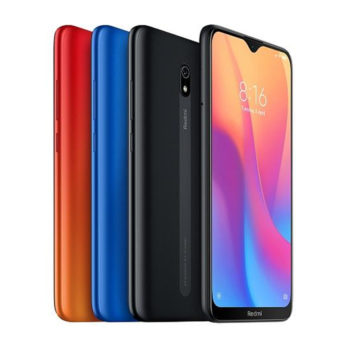 Смартфон Xiaomi Redmi  8A 32GB (черный)