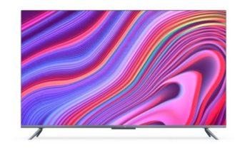 """Телевизор QLED Xiaomi Mi TV 5 Pro 55"""" 4Gb/64Gb"""